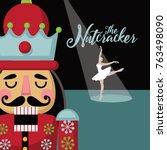 Christmas Nutcracker Cartoon...