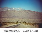 mountains in argentina | Shutterstock . vector #763517830