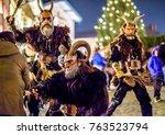 bad toelz  germany   december 3 ... | Shutterstock . vector #763523794