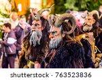 bad toelz  germany   december 3 ... | Shutterstock . vector #763523836