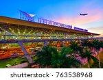 bangkok november 27 ...   Shutterstock . vector #763538968