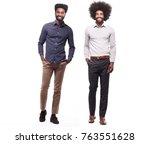 group of people | Shutterstock . vector #763551628