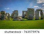 Stonehenge Is A Prehistoric...