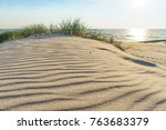 beach at the baltic sea | Shutterstock . vector #763683379