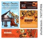 Musical Instruments Shop Sale...