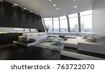 a luxurious and modern... | Shutterstock . vector #763722070