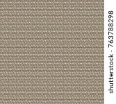 texture of rough fabric or... | Shutterstock .eps vector #763788298