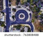 moscovia gorny monastery church ... | Shutterstock . vector #763808488