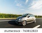 udine italy sept 11 2016 photo... | Shutterstock . vector #763812823