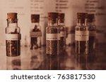 Vintage Bottles Medicine...