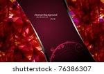 art background design... | Shutterstock .eps vector #76386307