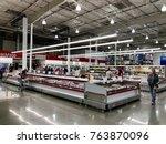 folsom  california  usa   oct 3 ... | Shutterstock . vector #763870096