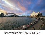 sydney  australia   sep 15 ...   Shutterstock . vector #763918174