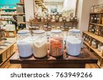 montreal  canada _ november 27  ... | Shutterstock . vector #763949266