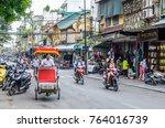 hanoi vietnam   november 5 2017 ...   Shutterstock . vector #764016739