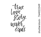 True Love Story Never Ends....