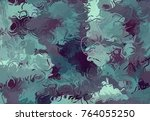 abstract art texture. colorful... | Shutterstock . vector #764055250