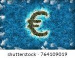tax haven financial or wealth... | Shutterstock . vector #764109019