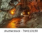 Thurston Lava Tube on Hawaii Big Island