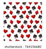 abstract vector illustration... | Shutterstock .eps vector #764156680