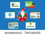 web life of santa claus from...