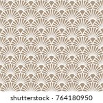 japanese ornamental vector... | Shutterstock .eps vector #764180950