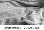 a fluffy blanket background ...   Shutterstock . vector #764262466