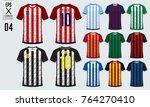 T Shirt Sport Design For Socce...