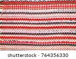 color of fabric warping.   Shutterstock . vector #764356330