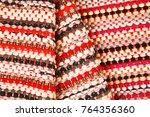color of fabric warping.   Shutterstock . vector #764356360