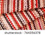 color of fabric warping.   Shutterstock . vector #764356378