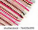 color of fabric warping.   Shutterstock . vector #764356390