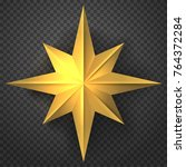 vector illustration of eight... | Shutterstock .eps vector #764372284