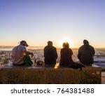 lisbon  portugal   november 19  ... | Shutterstock . vector #764381488
