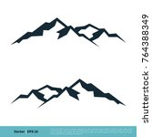 Mountain  Volcano  Summit  Pea...