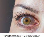 eye macro picture | Shutterstock . vector #764399860