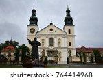 poland kalwaria zebrzydowska...   Shutterstock . vector #764414968
