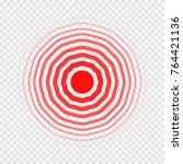 Transparent Concentric Circle...