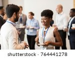 business  communication and...   Shutterstock . vector #764441278