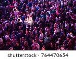 cluj napoca  romania   november ...   Shutterstock . vector #764470654