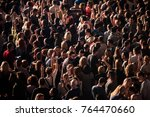 cluj napoca  romania   november ...   Shutterstock . vector #764470660