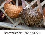 Water Bowl Made Of Bamboo ...