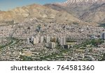 tehran  iran   may 2017  view... | Shutterstock . vector #764581360