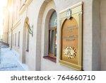 mykolayiv  ukraine   june 29 ... | Shutterstock . vector #764660710