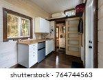 Interior Design Of A Kitchen...