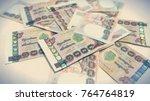 Background With Money Thai...