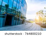 architectural landscape of city ... | Shutterstock . vector #764800210