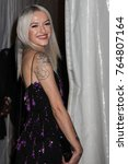 Small photo of NEW YORK, NY - NOVEMBER 27: Bria Vinaite attends the 2017 IFP Gotham Awards at Cipriani Wall Street.