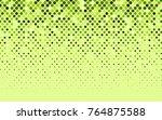 light green vector modern... | Shutterstock .eps vector #764875588