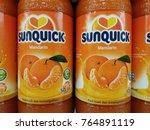 sri muda   malaysia   26... | Shutterstock . vector #764891119